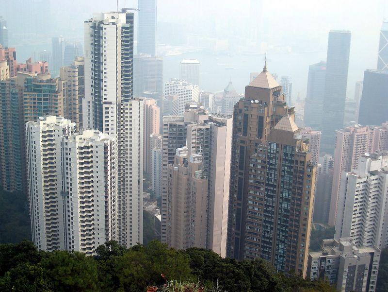 Honkongas (Siangangas). Aušros Barysienės nuotr.