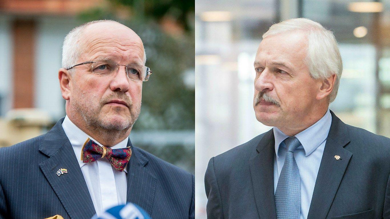 Laikinojo sveikatos ministro pareigos iš Oleko atiteko Gustui