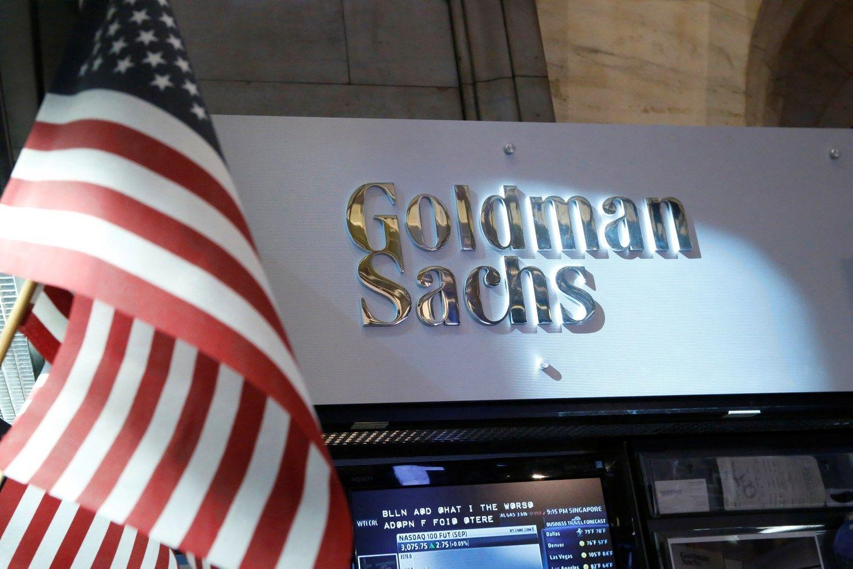 �Goldman Sachs� pelnas �oko 58%