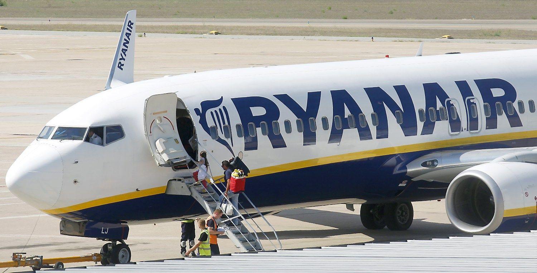 """""""Brexit"""" stabdo """"Ryanair"""" augimą"""