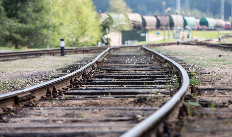 "BKT nori pirkti ""Gargždų geležinkelį"""