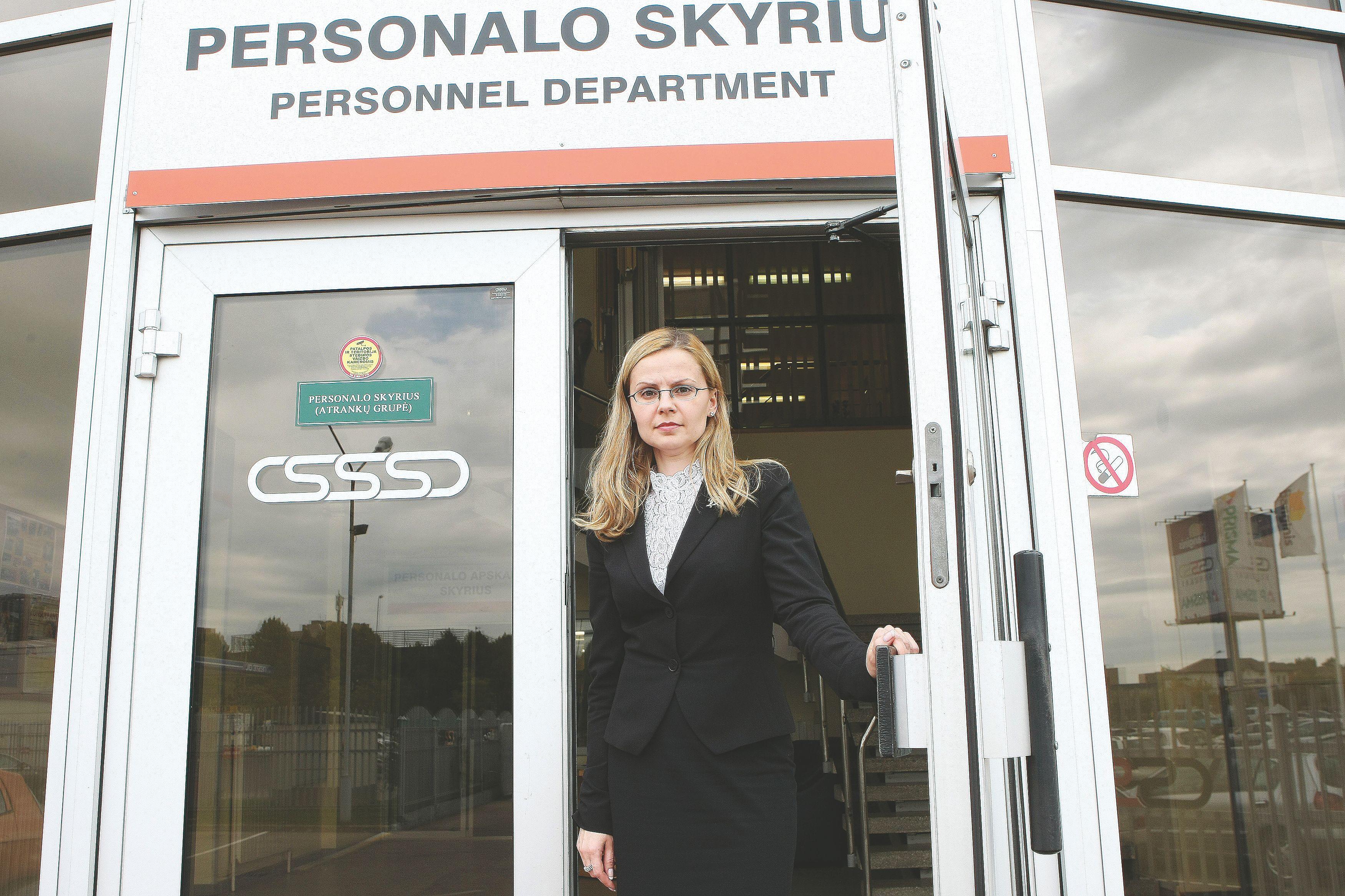 Estijos pavyzdys: darbo rinkos rezervas – neaktyvūs asmenys