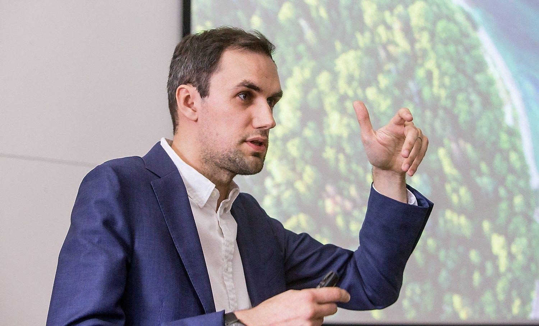 Pristat� nauj� Lietuvos turizmo prek�s �enkl� ir koncepcij�