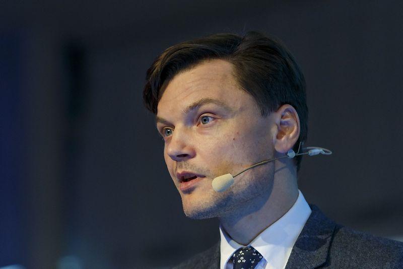 """Eligijus Kajieta, """"Hay Group"""" vadovas Baltijos šalims: """"Pirmiausia įmonė, norėdama mažinti darbuotojų kaitos rodiklius, turi susitvarkyti pagrindinius personalo valdymo dalykus"""". Vladimiro Ivanovo (VŽ) nuotr."""