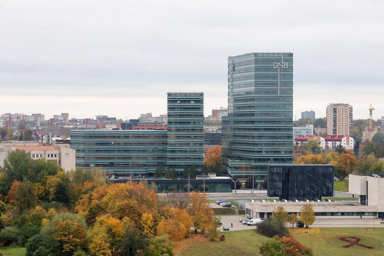 Vilniuje kas ketvirt� bus atidaromas naujas biur� pastatas
