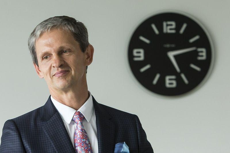 Nerijus Numavičius, pagrindinis VP grupės akcininkas. Vladimiro Ivanovo (VŽ) nuotr.
