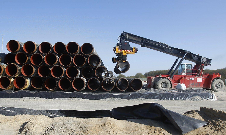 Lenkija siekia norvegiškų dujų