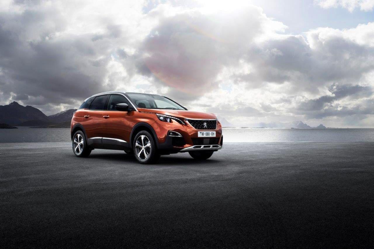 �Peugeot� � Lietuv� atsive�� naujausi� krosover�