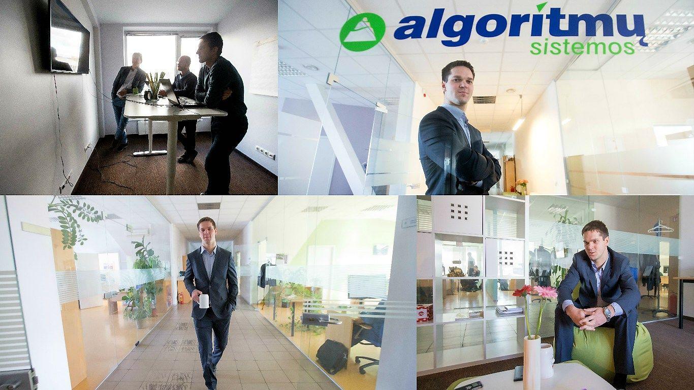 Pirmosios darbo dienos �Algoritm� sistemose�: kad patikt� pardavimai, reik�jo sustiprinti emocin� intelekt�