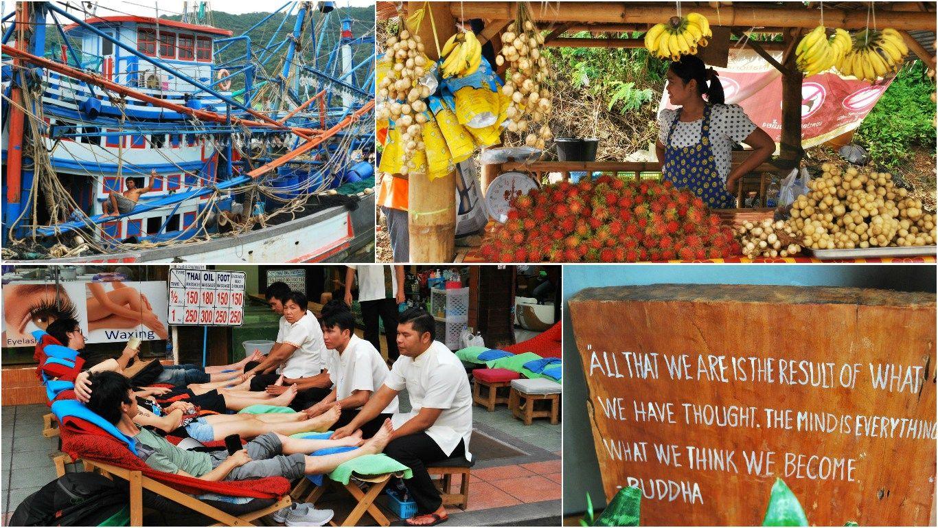 Tailandas: vietos, kurias pirma�atrado verslas, i� paskos�- turistai