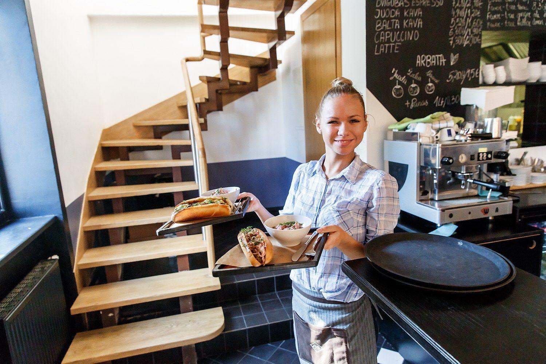 Restoranų liūdesiui, dauguma lietuvių pusryčiauja namie