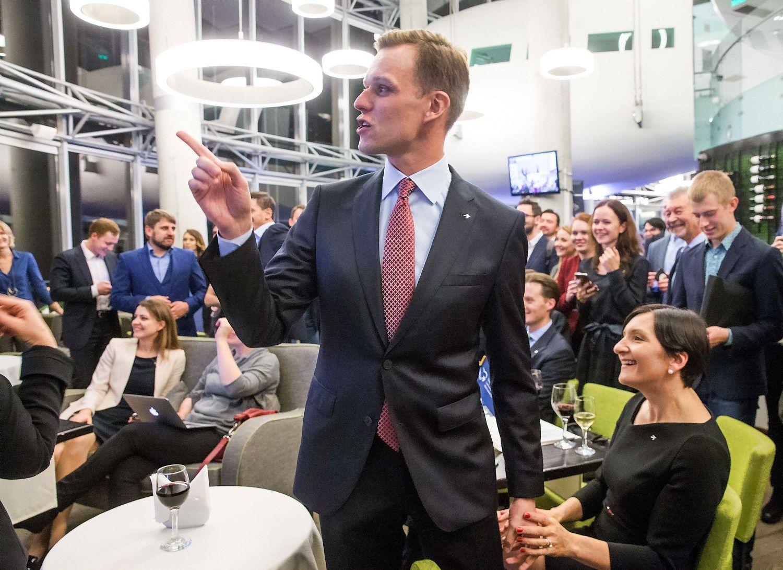 Verslo sprendimų priėmėjai premjeru nori matyti Landsbergį