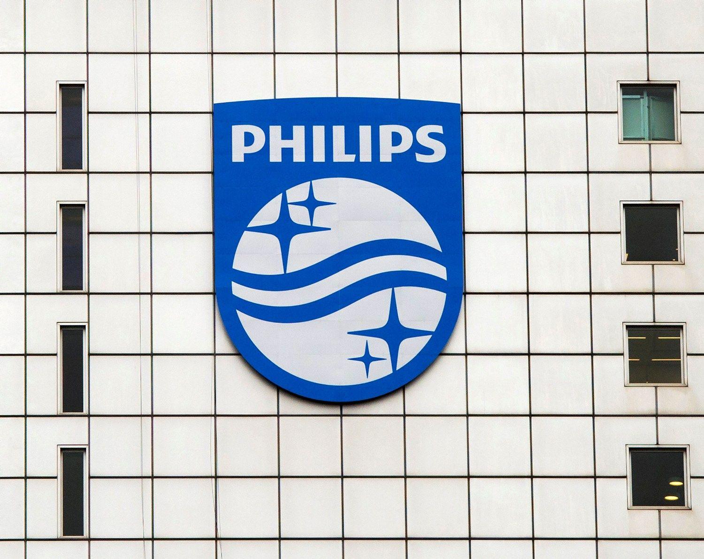 �Philips� pelnas pa�oko 18%