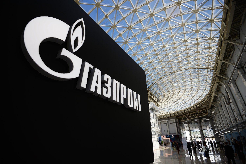 Briuselis art�ja prie susitarimo su �Gazprom�