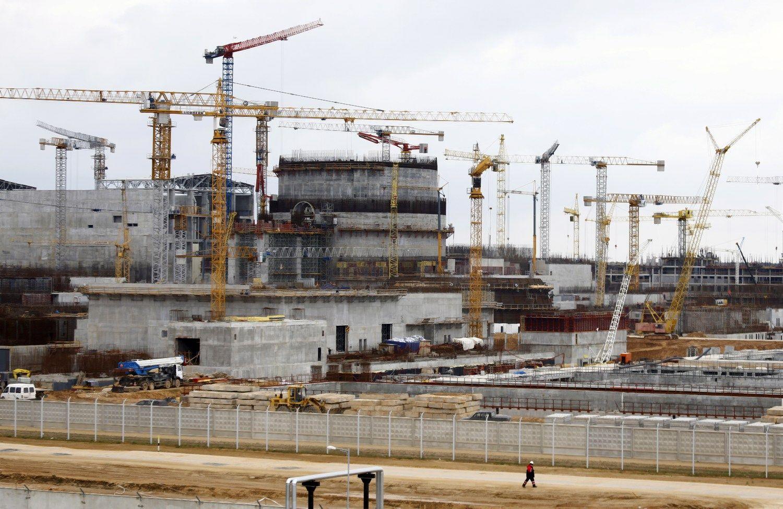 Astravo AE elektrą taikosi eksportuoti per Lenkiją