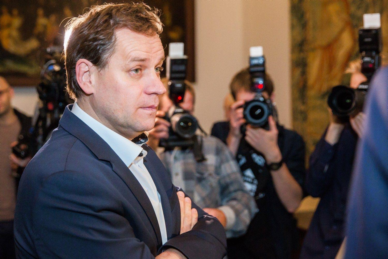 Tomaševskis prie koalicijos jungtųsi mainais už išmokas vaikams