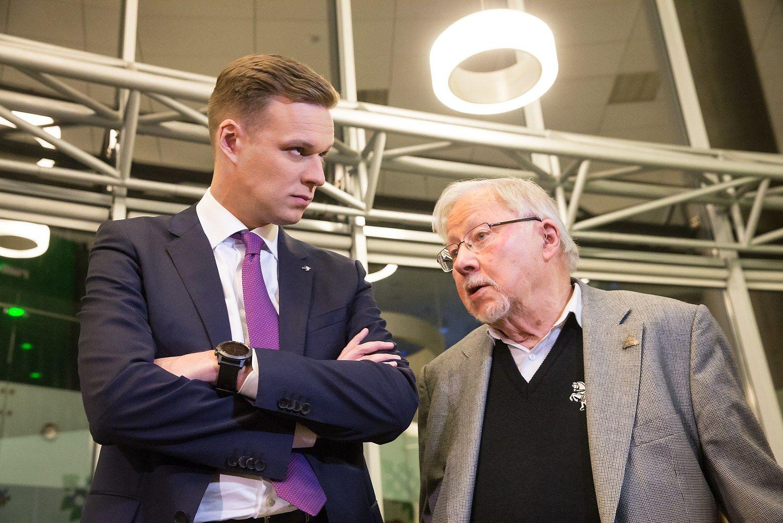 TS�LKD pralaim�jo visoje Lietuvoje, d�i�gauja nurung� Paleck�