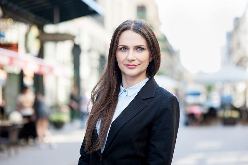 Asta Macijauskienė, advokatų kontoros GLIMSTEDT vyresnioji teisininkė, advokatė.