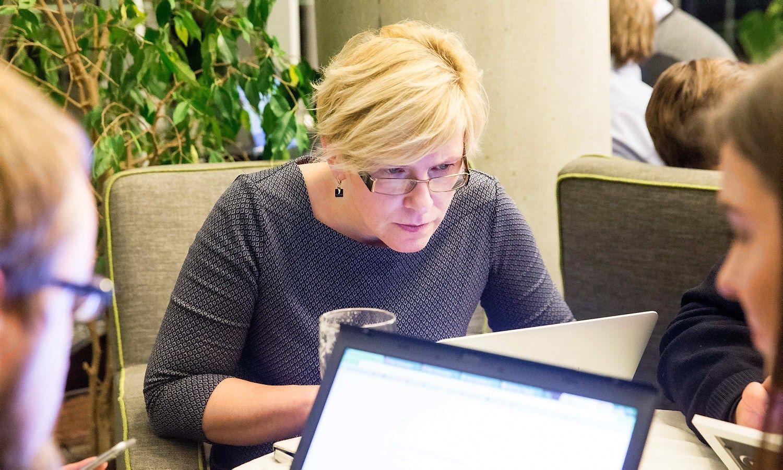Ingrida Šimonytė paliekaLietuvos banką
