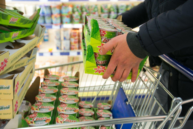 Tyrimas: Rusijos preki� embargas lietuviams atsi�jo�1,7 mlrd. Eur