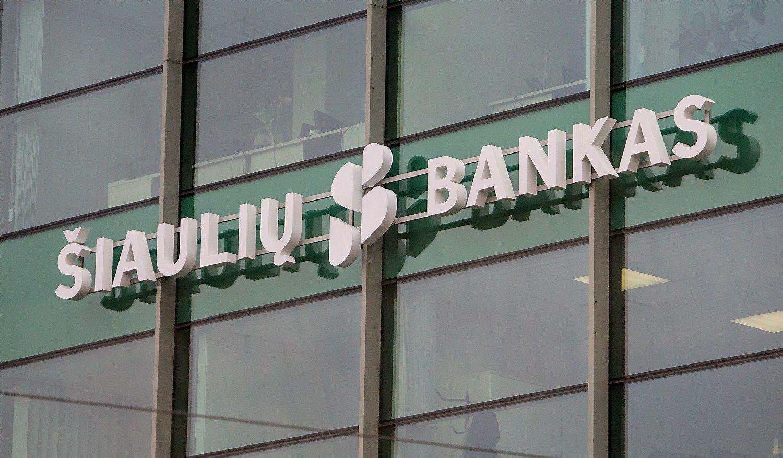 Baltijos bir�� bankai reik�mingai didino pelnus