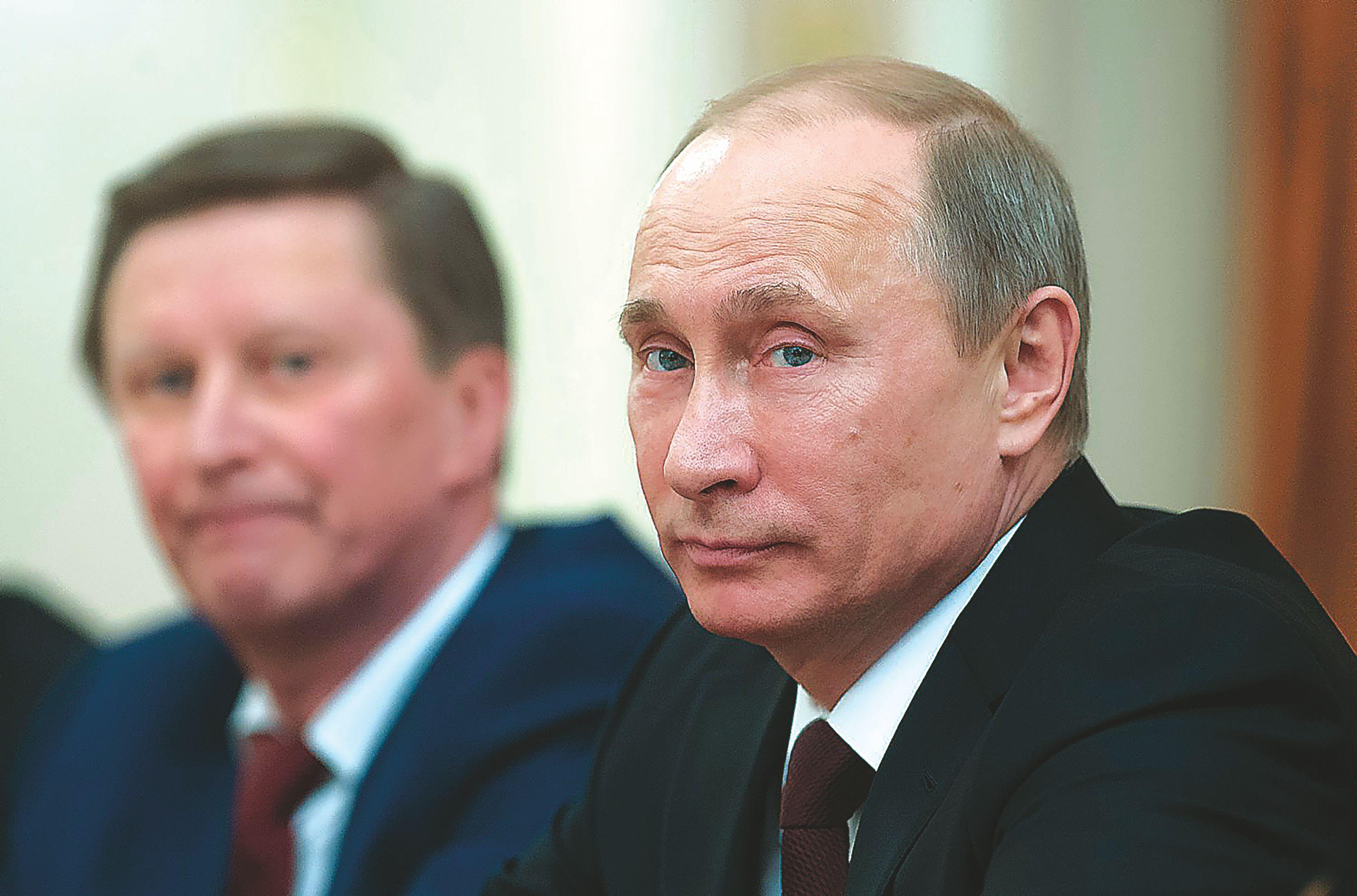 Rusija jau konstruoja savo santykius su JAV po rinkim�