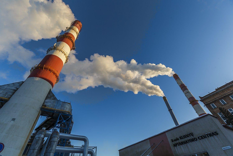 Patvirtino 23%mažesnę bazinę šildymo kainąvilniečiams