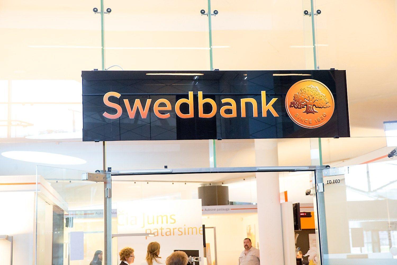 �Swedbank� pristato paslaug� planus: neriboti e. mok�jimai u� m�nesin� mokest�
