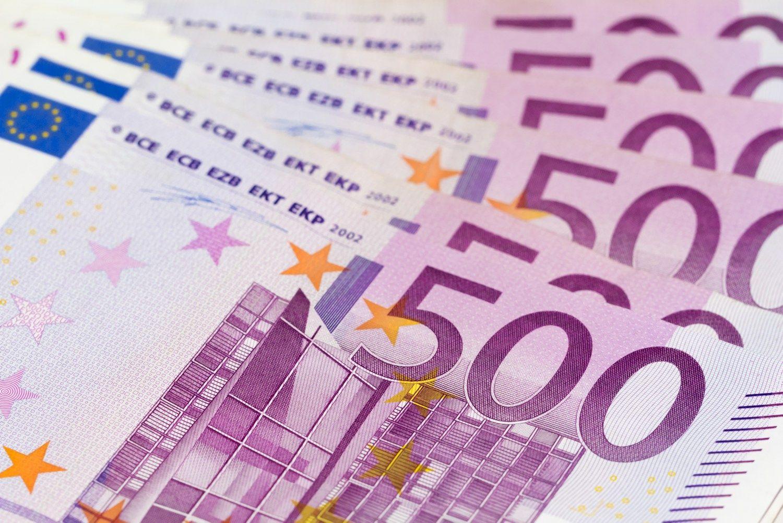 Draudimo brokeriams RDD � 10.000 Eur bauda