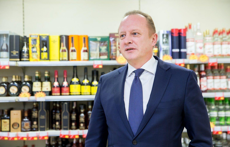 �Bennet Distributors� vadovas: a� ramus, nes monopolio jiems sukurti nepavyks