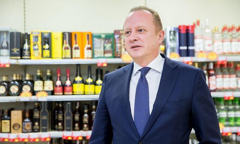 """Marek Kuklis, """"Bennet Distributors"""" generalinis direktorius, sako, kad vykdyti tokias drastiškas reformas kaip monopolio kūrimą reikia nebent kartu su kaimynais latviais, lenkais. Juditos Grigelytės (VŽ) nuotr."""