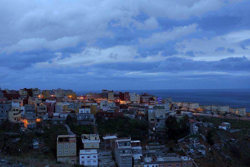 """Seutos uostas. Juano Medinos (""""Reuters"""" / """"Scanpix"""") nuotr."""