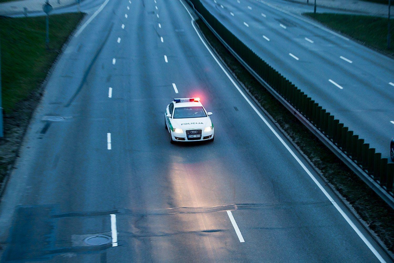 Palangos policijos vadovui – įtarimai prekyba poveikiu