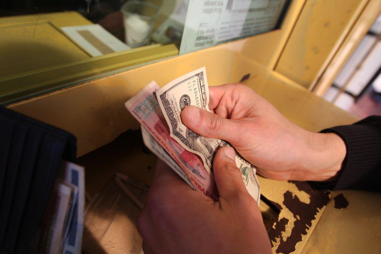 Vidutin� alga Baltarusijoje sumenko 8,7 Eur