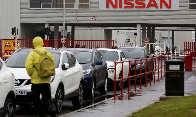 Gamykla Sanderlande, Didžiojoje Britanijoje. Andrewo Yateso (Reuters / Scanpix) nuotr.