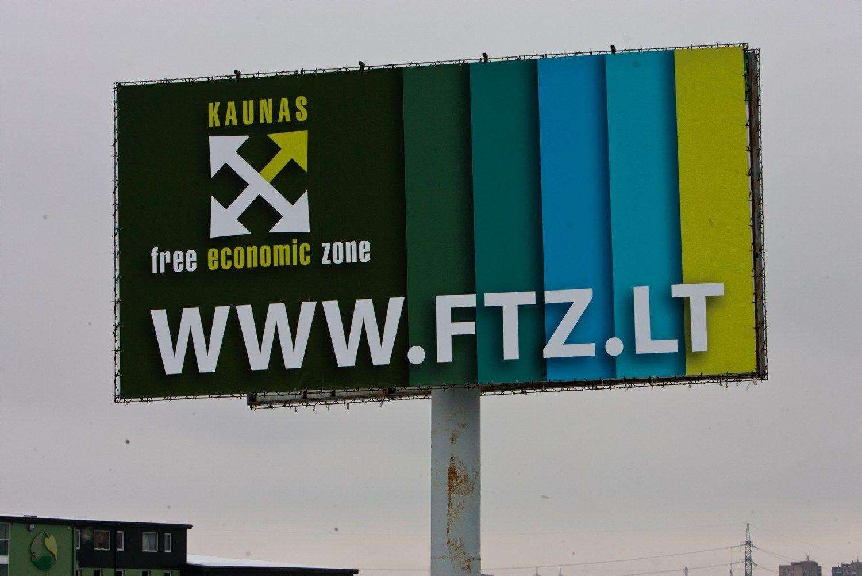 Tarp pasaulio�LEZ'�blykstel�jo Kaunas ir Klaip�da
