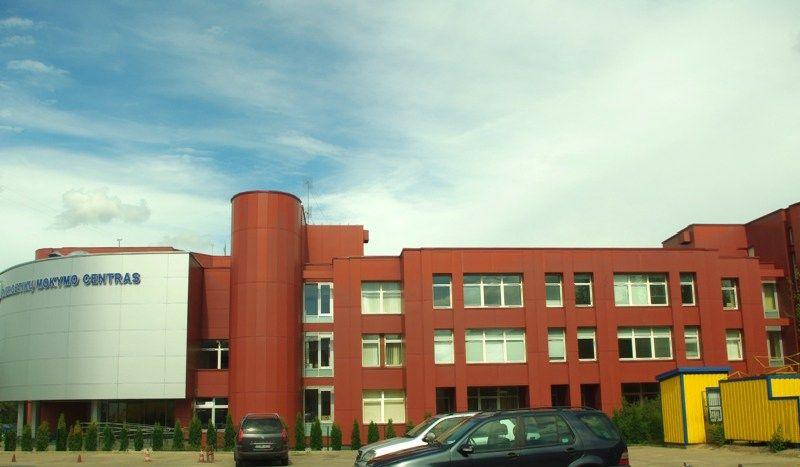 """Brangiausias aukciono objektas - administracinių pastatų kompleksas Vilniaus Jeruzalės g. 21. """"NT valdų"""" nuotr."""