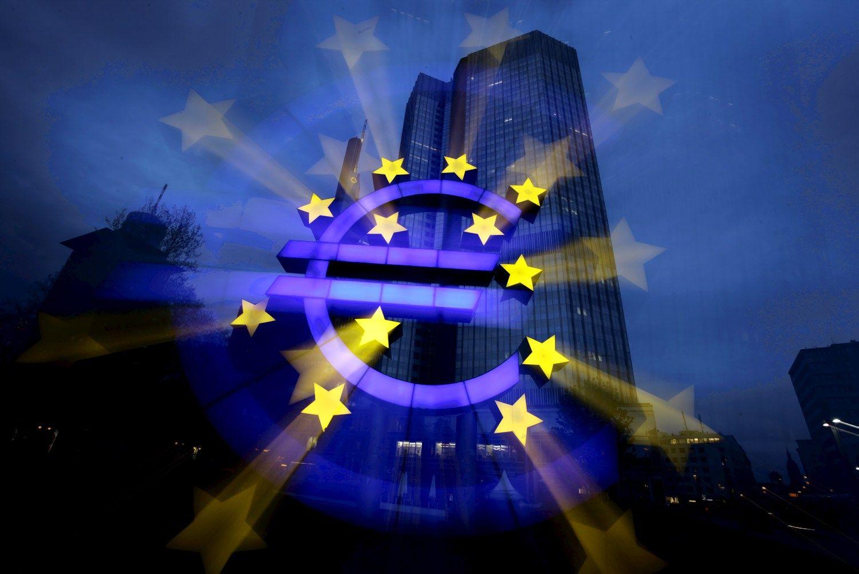 V� paai�kina: ECB turto pirkimo programa