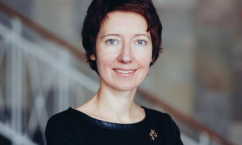 Jūratė Šovienė, Konkurencijos tarybos pirmininko pavaduotoja. Konkurencijos tarybos nuotr.