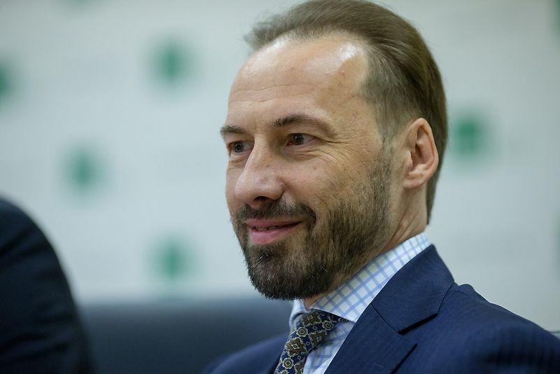 """Dalius Trumpa, AB """"Rokiškio sūris"""" valdybos pirmininkas. Vladimiro Ivanovo (VŽ) nuotr."""