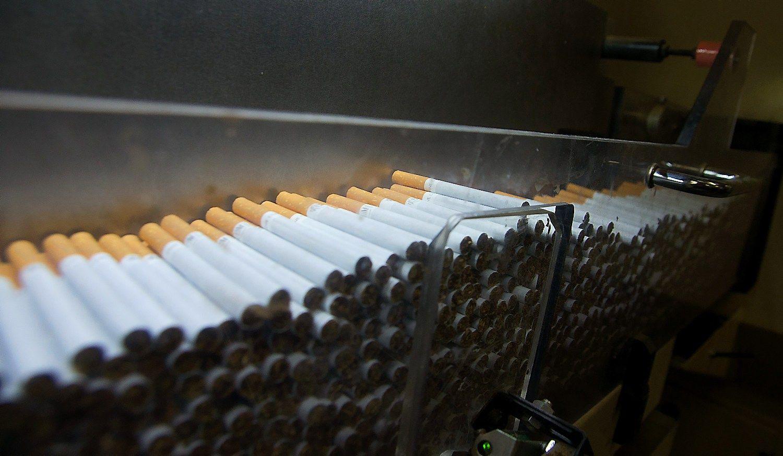 �Philip Morris� ple�ia gamyb� Lietuvoje