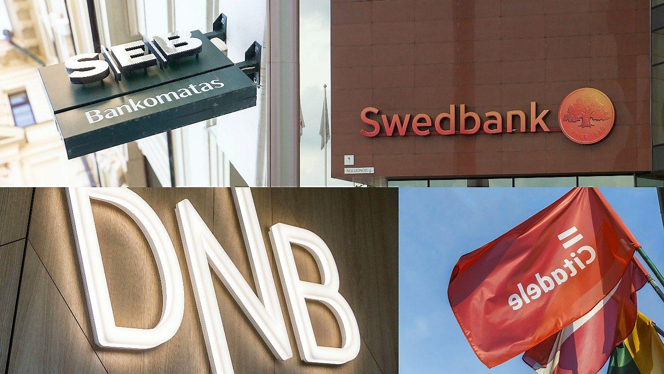 LB nustatė būtiniausių banko paslaugų krepšelio kainą