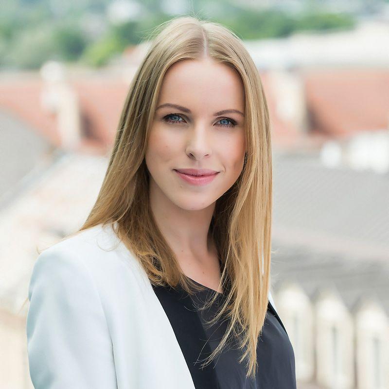 Dominyka Venciūtė, ISM Vadybos ir ekonomikos universiteto rinkodaros direktorė.