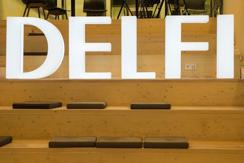 """Delfi"" eksperimentai su savo prekės ženklu"