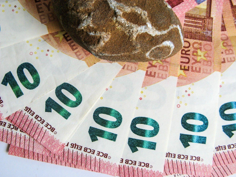 Centrinės valdžios sektoriaus skola – 40,5% prognozuojamo BVP