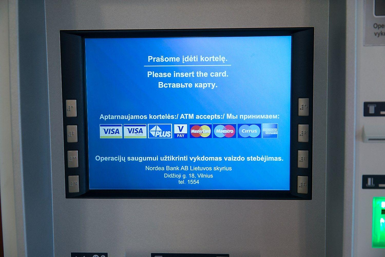 Bankomatų pertvarka:du būdai sukurti vieną tinklą
