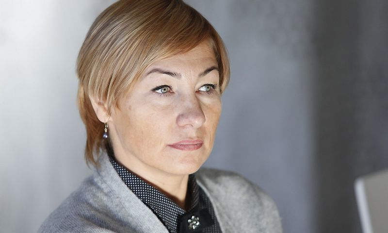 Jurgita Šiugždinienė, Kauno trchnologijos universiteto (KTU) studijų prorektorė. Vladimiro Ivanovo (VŽ) nuotr.