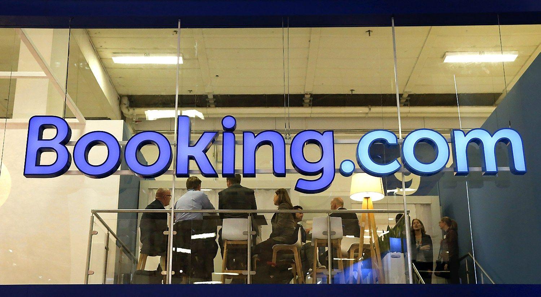 """Liepė susimokėti PVMuž skelbimus """"Booking.com"""""""