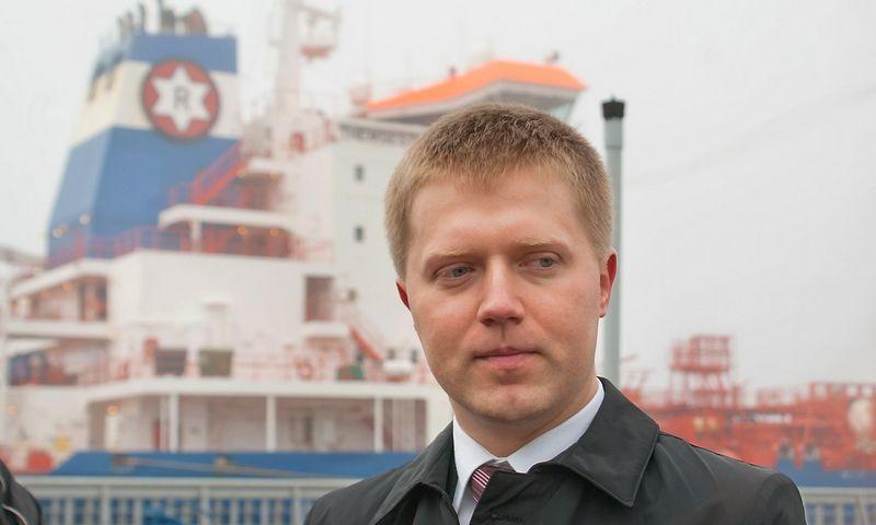 Rolandas Zukas, EPSO-G vadovas. Algimanto Kalvaičio nuotr.
