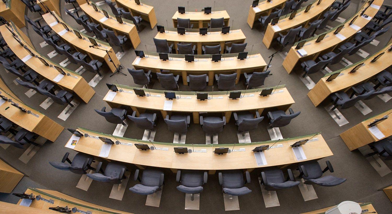 Seimo narių išeitinėms išmokoms bus skirta apie 1,4 mln. Eur